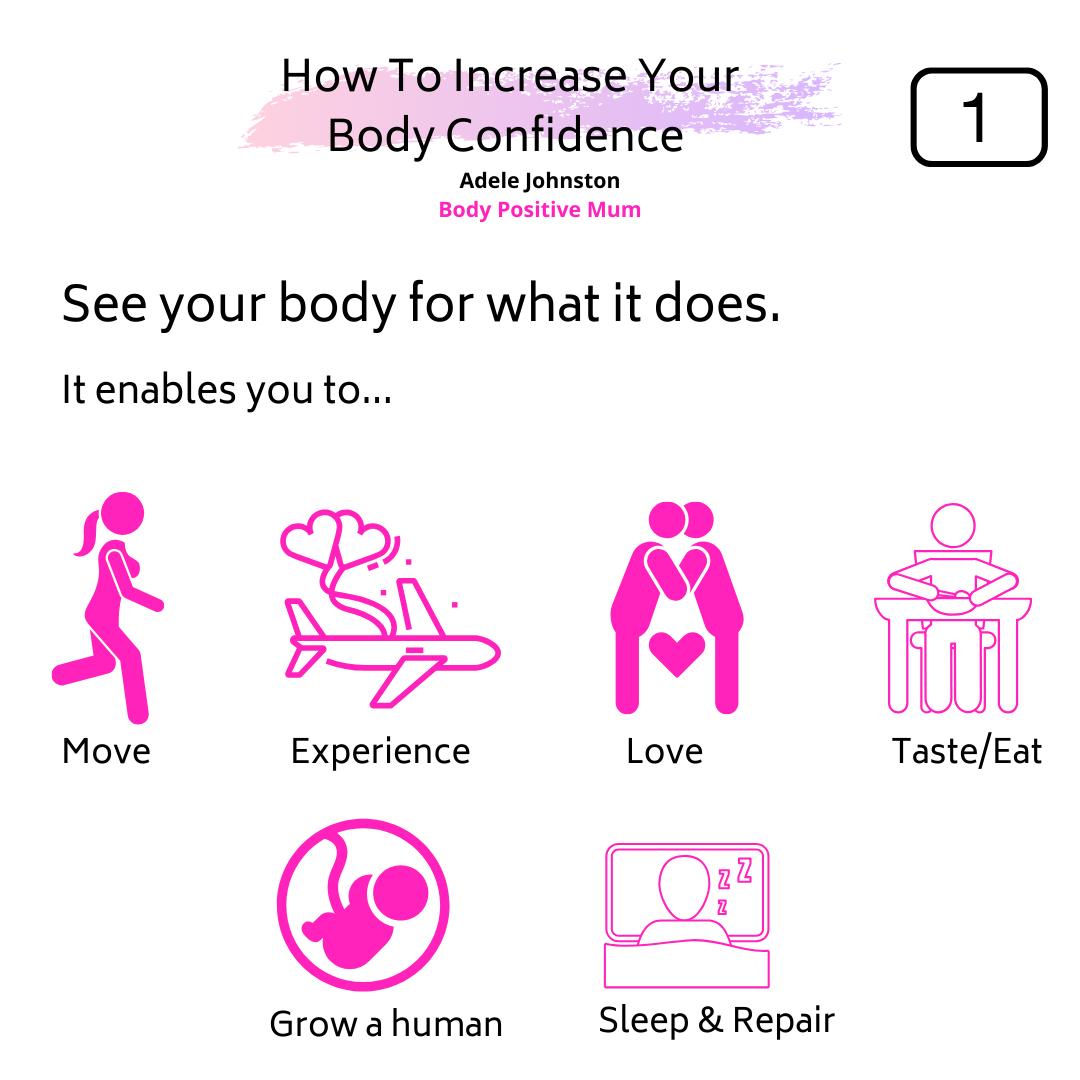 exercise health love family body confidence