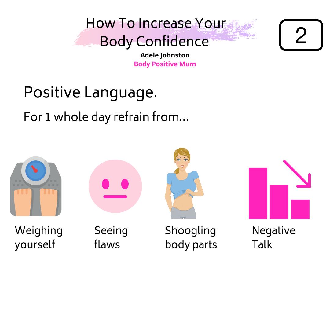 positive language